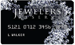 Finance your purchase with Jewelers Reserve