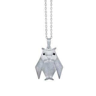 Sterling silver origami owl pendant