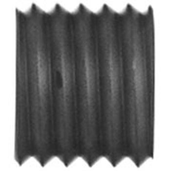 AAGAARD black stainless steel bead