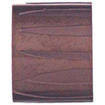 AAGAARD brown stainless steel bead