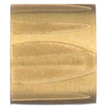 AAGAARD gold stainless steel bead