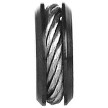 AAGAARD two-tone stainless steel bead