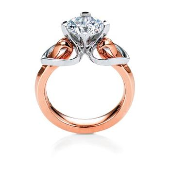 MaeVona Eriskay semi engagement ring