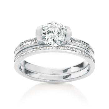 MaeVona Cava wedding band