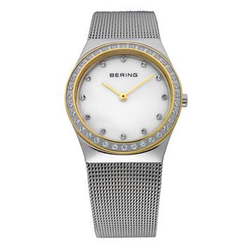 Bering ladies stainless steel watch