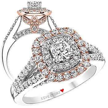 your productionlist ring jewelers s lustig engagement love semi only price cfm you story rings collection chicago