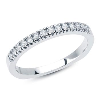 Love Story diamond wedding band