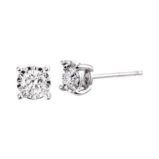 MIracle Mark diamond studs