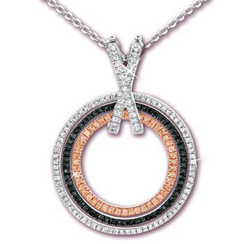 Svelte diamond clasp