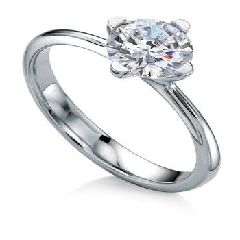 MaeVona Texa semi engagement ring