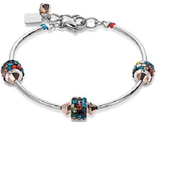 CDL multicolored bracelet