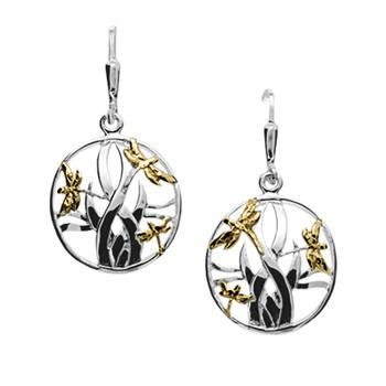 Keith Jack Dragonfly earrings