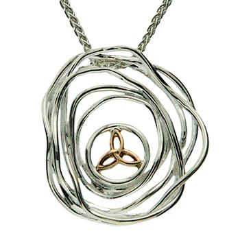 Keith Jack Cradle of Life pendant
