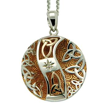 Keith Jack Faerie Pools pendant