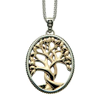 Keith Jack Tree of Life pendant