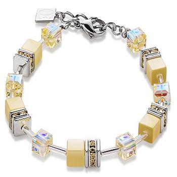 CDL yellow Cat Eye design bracelet