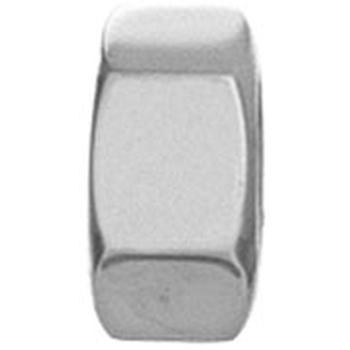 AAGAARD stainless steel silver bead