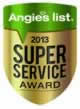 Angies List Super Service Aware 2013