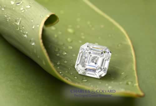 Asscher Moissonite