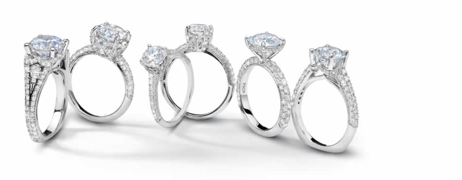 Bridal jewelry from Peter Storm